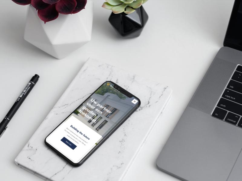 website-aurinvest (Groot)